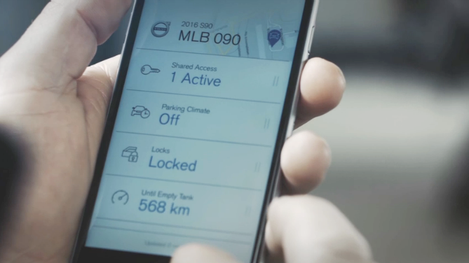 Keyless society: Volvo plans to replace car keys with a