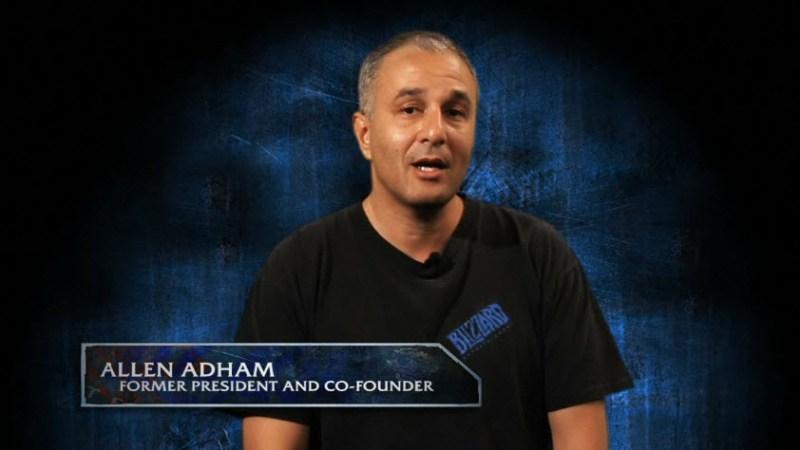 Allen Adham, cofounder of Blizzad, retired in 2004.