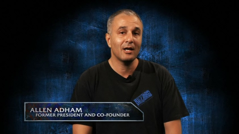 Allen Adham, cofounder of Blizzad, retired in 2004.