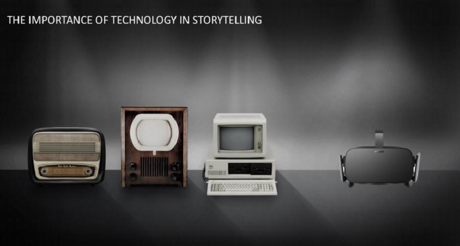 The evolution of news