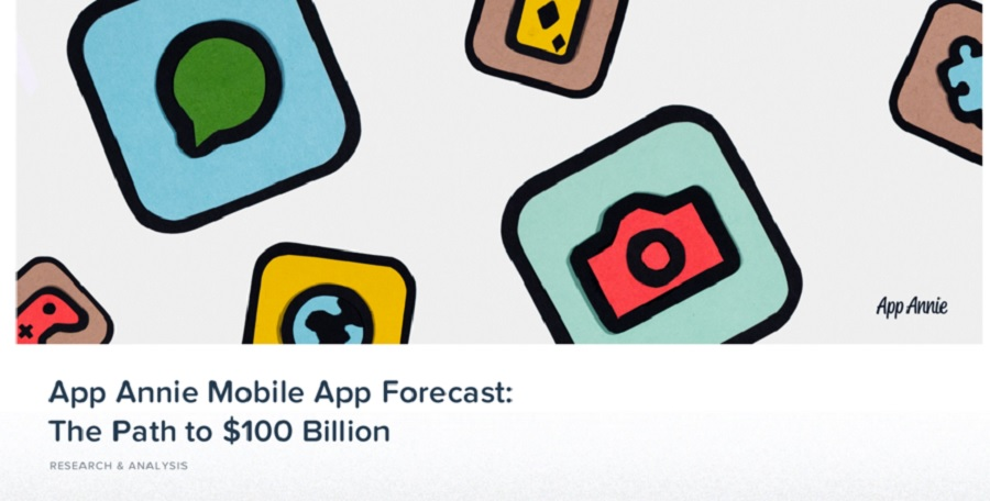 App Annie says mobile apps will be a $101 billion industry by 2020.