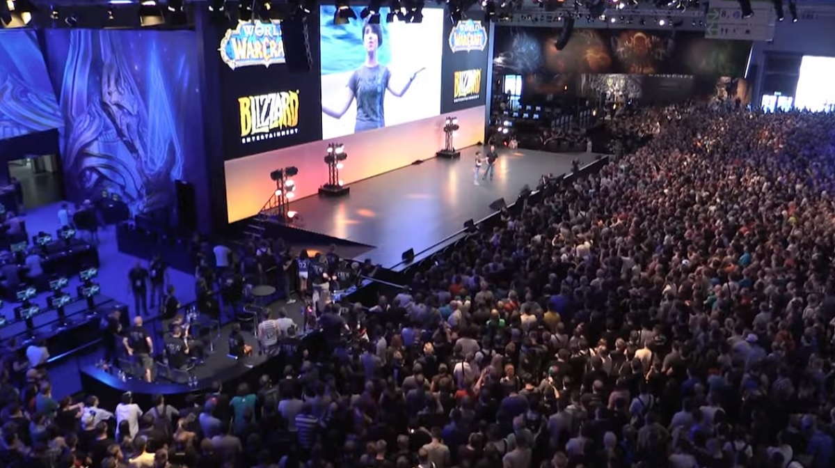 BlizzCon is one of the biggest community events in gaming.