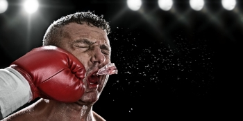 Early-stage companies, get ready to be punched in the face