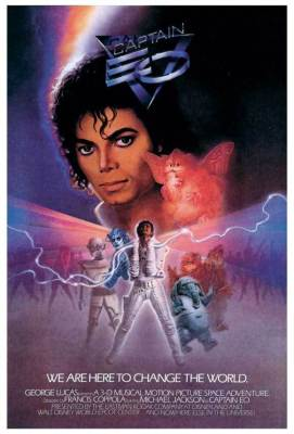Captain EO is like the most '80s thing ever.