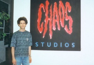 Mike Morhaime, cofounder of Chaos, which later became Blizzard.