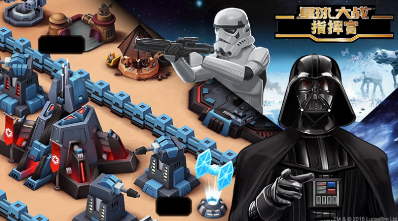 CMGE launched Star Wars Commander in China.
