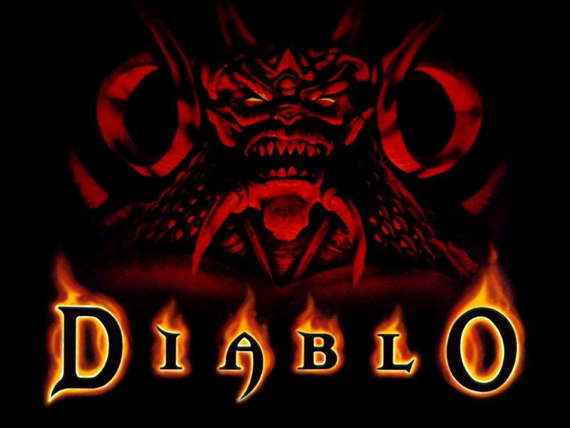 Diablo debuted in 1996.