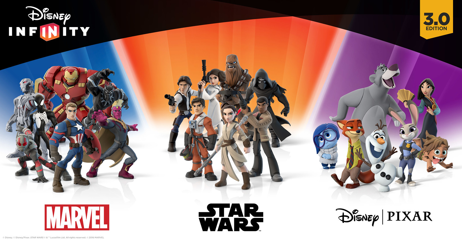 Disney Infinity designers explain why we don't need 4 0 and