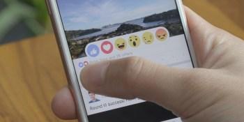 Only 6 emotions, Facebook? Think bigger