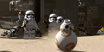 Lego Star Wars: The Force Awakens' May 4 trailer shows off new adventures outside the film