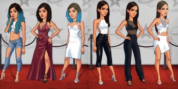 Kendall & Kylie game takes Glu Mobile to the top 10 again after poor Katy Perry launch