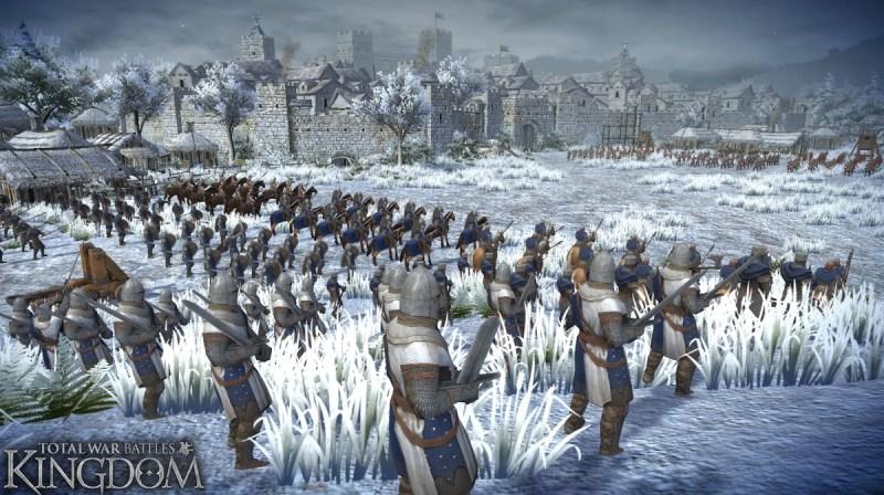 Total War Battles: Kindgom will have changing seasons.