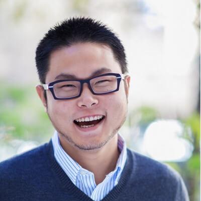Linekong US general manager Roy Liu.