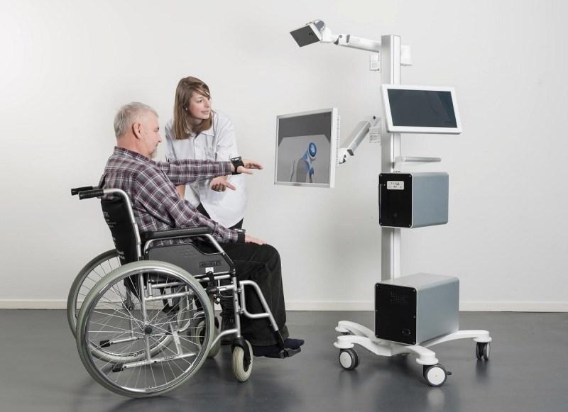 MindMaze uses VR to treat stroke victims.
