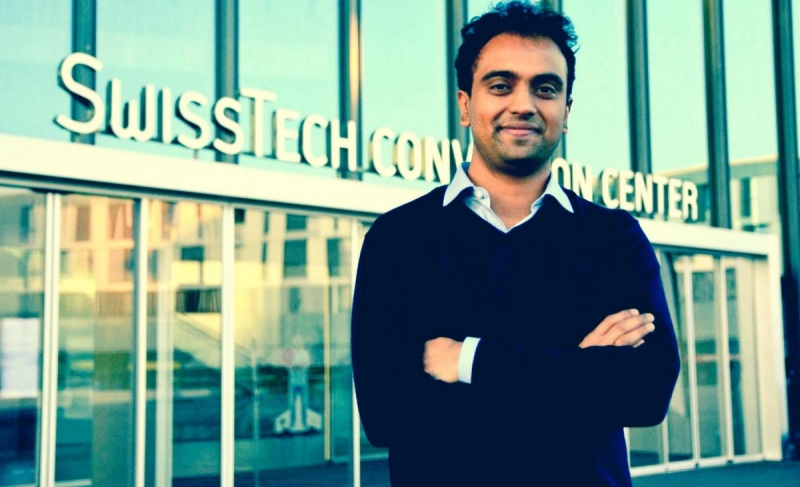 MindMaze CEO Tej Tadi