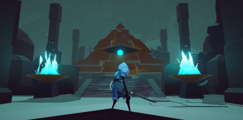Necropolis has procedurally generated dungeons.