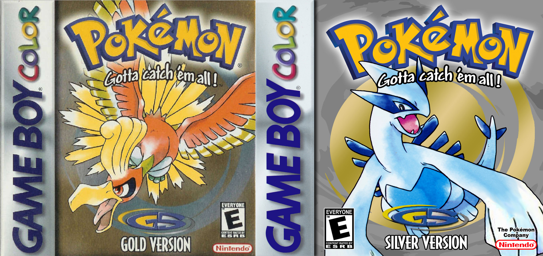 pokemon gold version download for pc