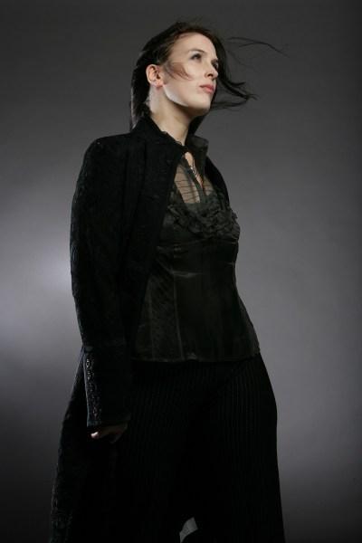 Rhianna Pratchett is a seasoned narrative writer for video games.