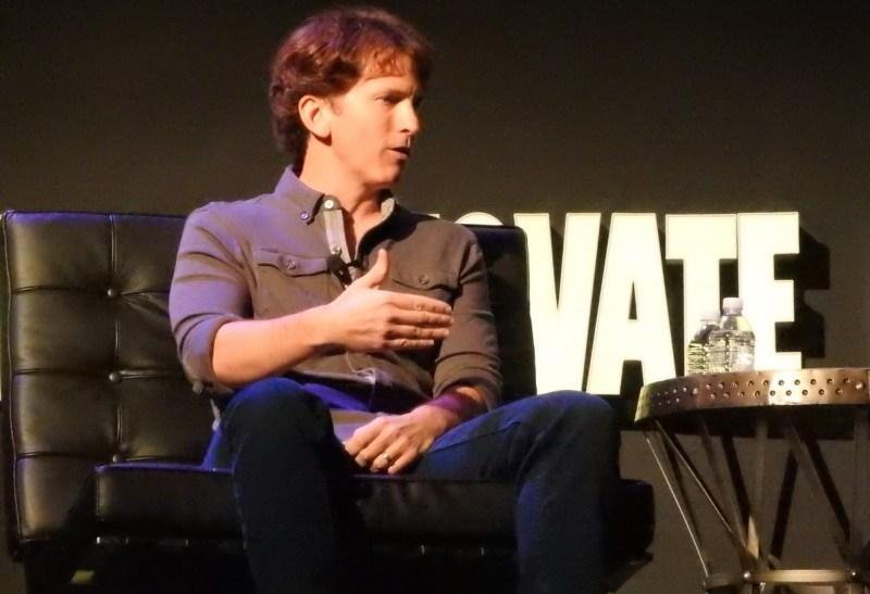 Todd Howard, creative director at Bethesda Game Studios.