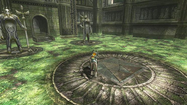 Twilight Princess has plenty of cool places to explore.