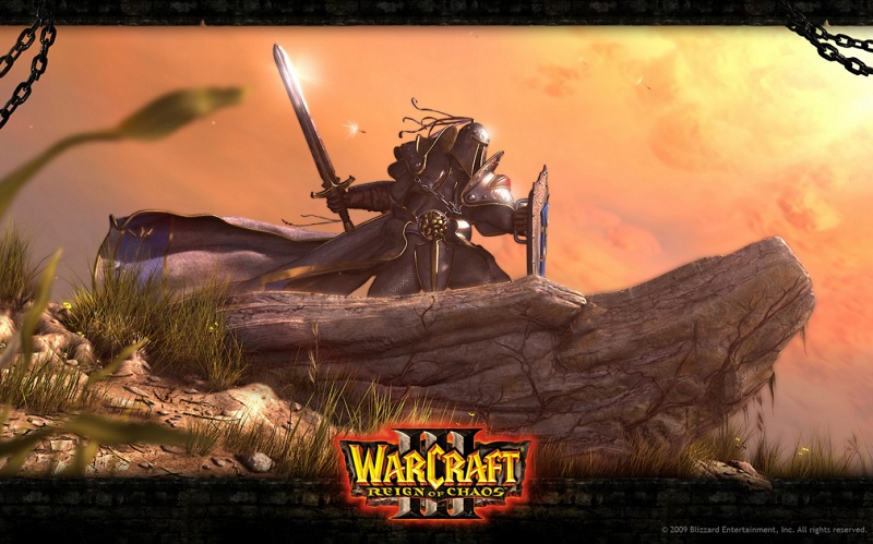 Warcraft III: Reign of Chaos.