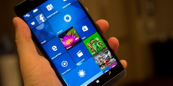 HP unveils its first Windows 10 smartphone, the Elite x3, starring Continuum