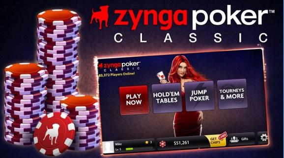Zynga Poker Classic
