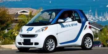 Car2Go car-sharing service drops electric cars for gasoline models