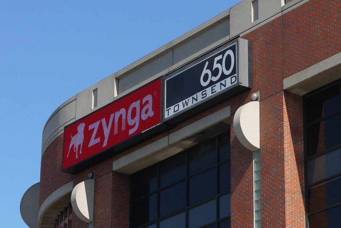 Zynga sells its SF headquarters for $600 million