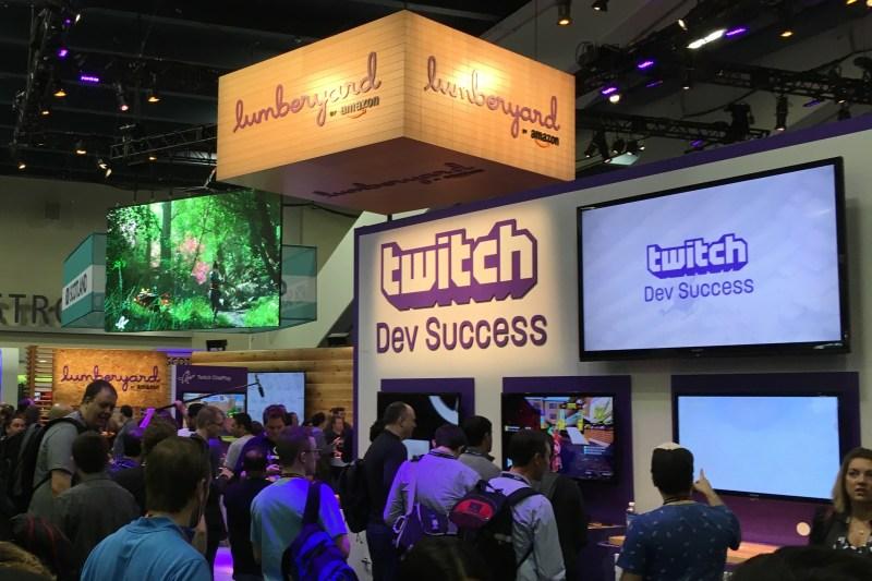 Amazon Lumberyard and Twitch at GDC 2016.