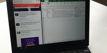 Android N's split-screen feature is a step forward for tablets like the Pixel C