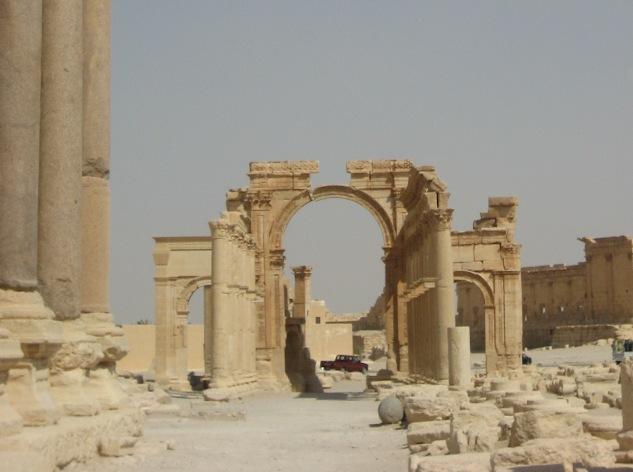Arch of Triumph: Palmyra
