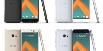 HTC 10 unveiled: 5.2-inch QHD display, 12 UltraPixel camera with laser autofocus