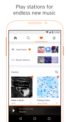 SoundCloud Go for Android