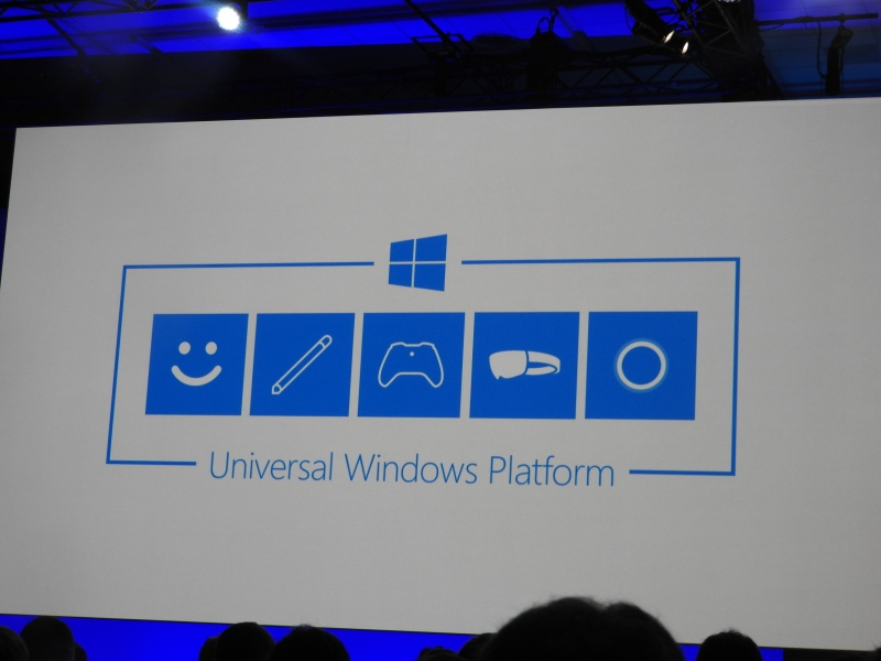 Universal Windows Platform