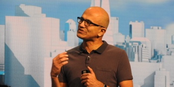 Microsoft's Satya Nadella dances around controversies, but doesn't challenge any head on