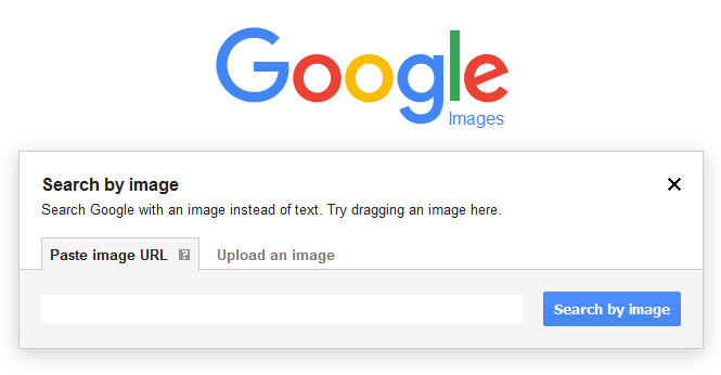 Google - Reverse Image Search