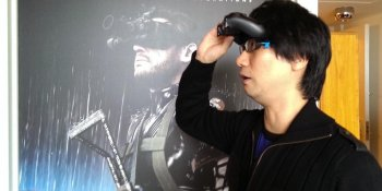 See Hideo Kojima and other game devs pose like awkward stock photo models