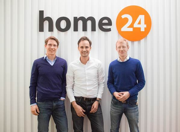 Home24 founders