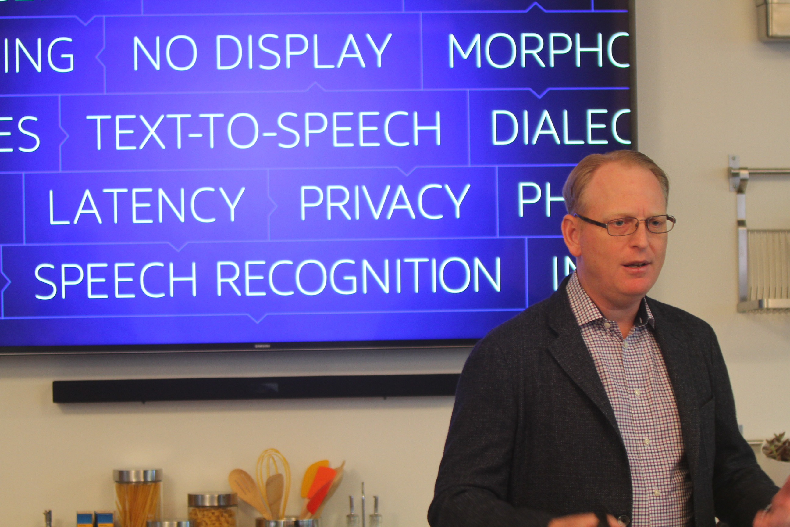Amazon senior vice president David Limp on Alexa challenges