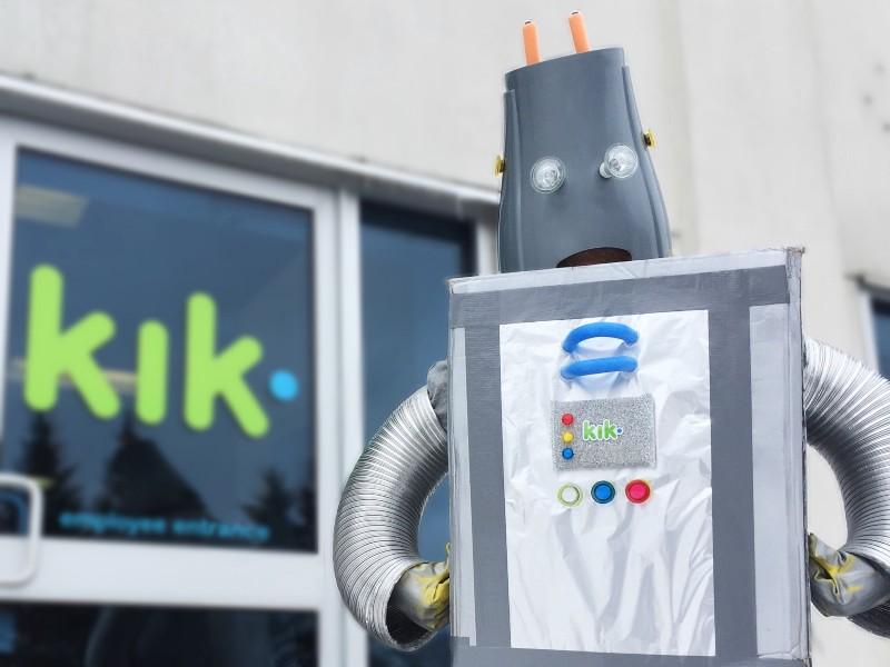 Kik robot