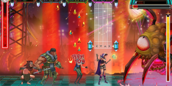Metronomicon is a Western take on Final Fantasy: Theatrhythm