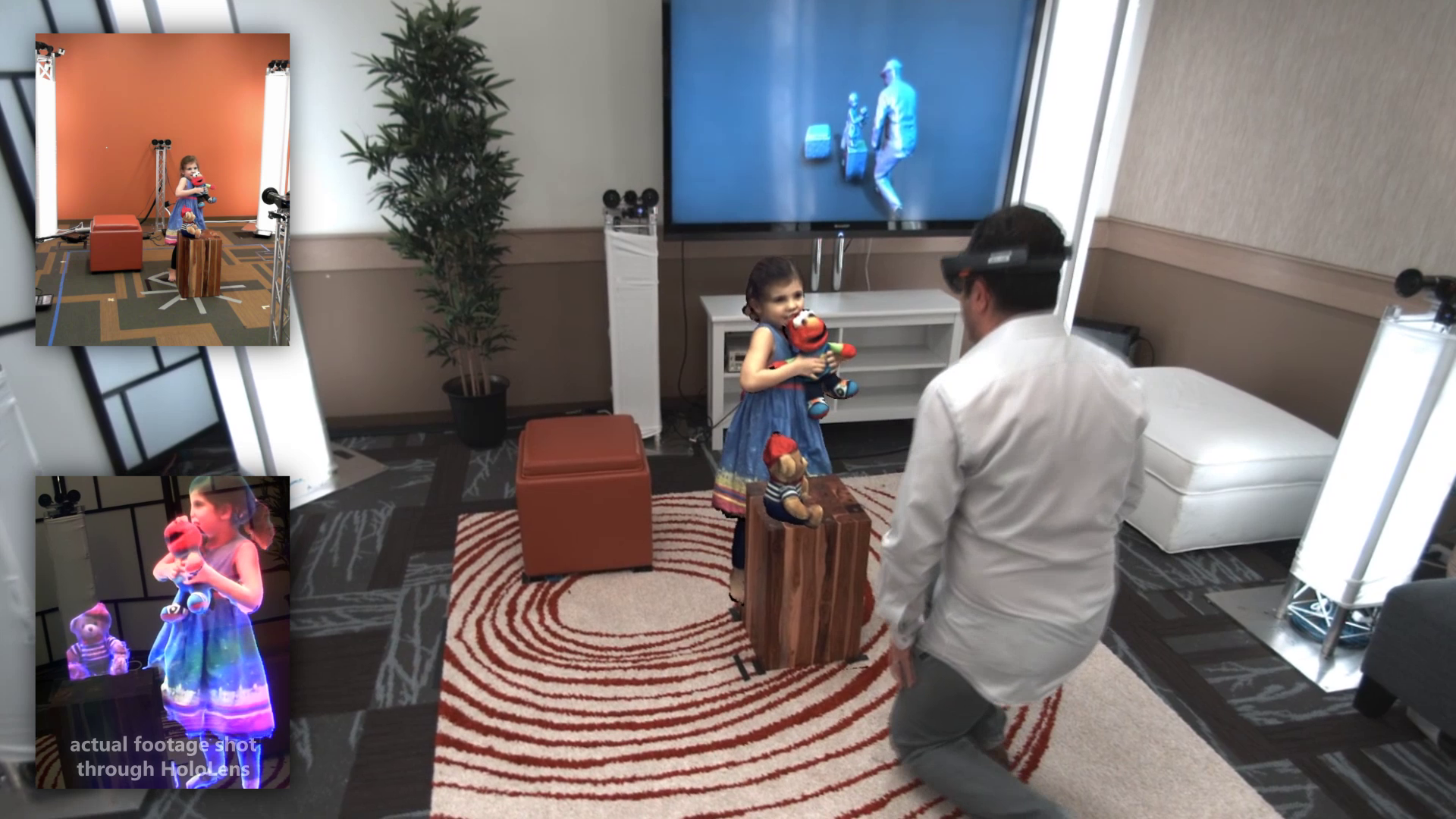 Microsoft Layout lets users organize rooms in the real-world with HoloLens