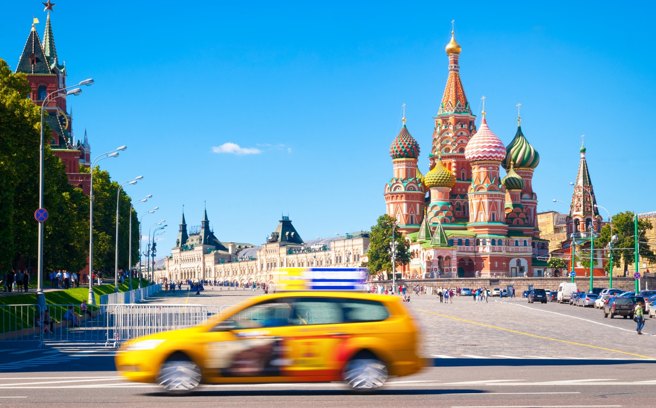 Uber and Yandex unite business taxi