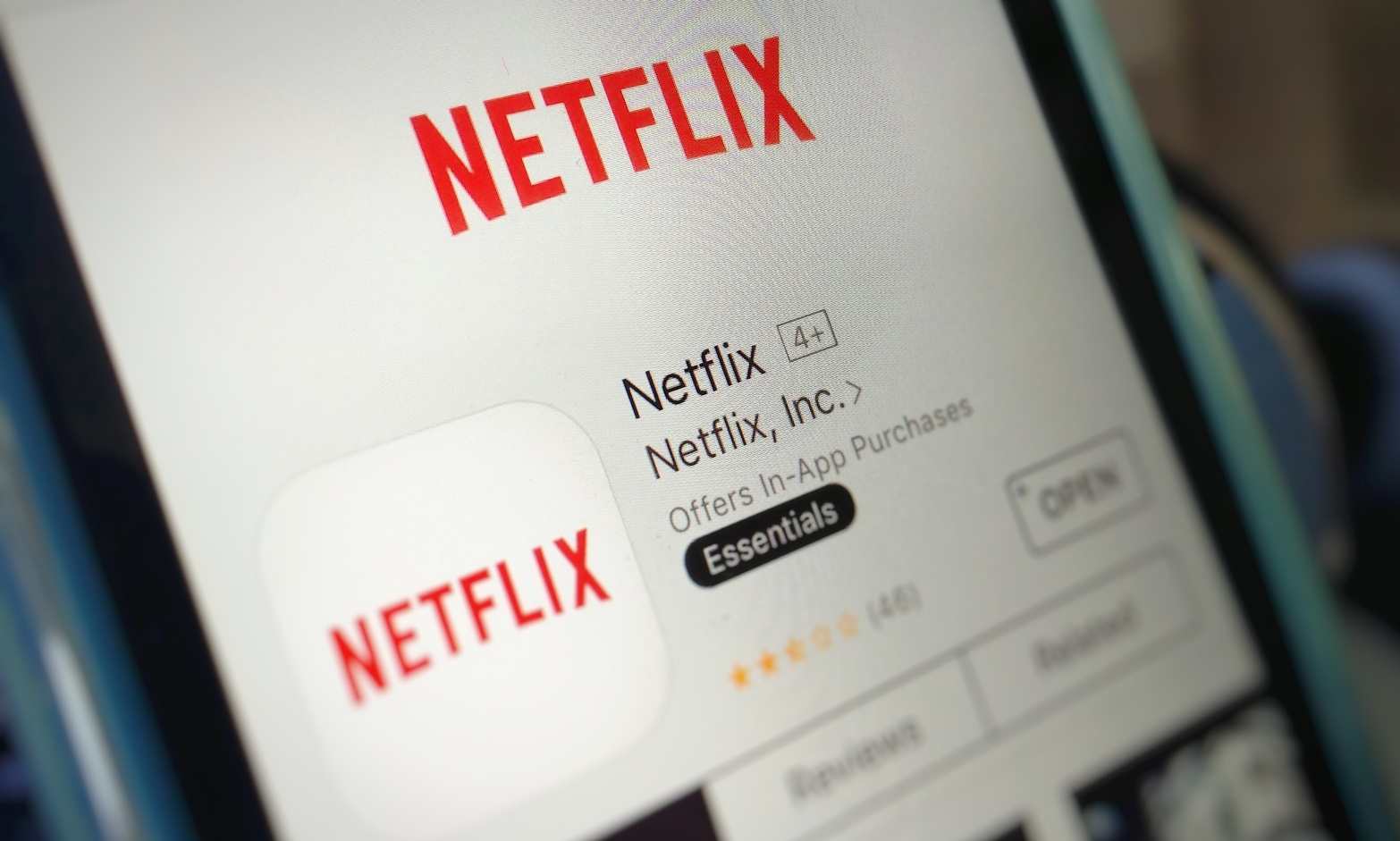 Top RSI Trades for Today: Netflix, Inc. (NASDAQ: NFLX)