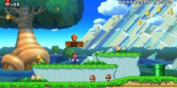 New Super Mario Bros. U Deluxe comes to Switch