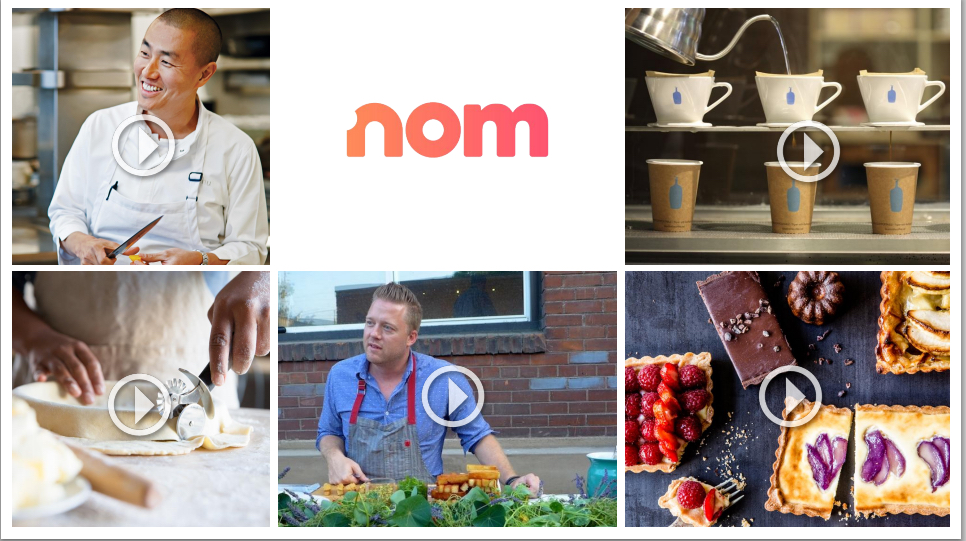 YouTube cofounder Steve Chen launches Nom, a livestreaming
