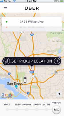 UberPassport