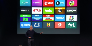 Apple TV has become Tim Cook's white whale