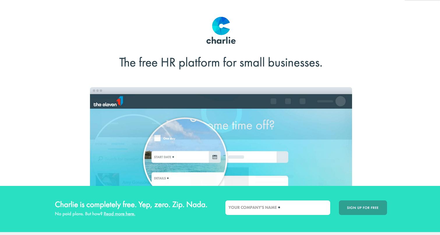 Human resources startup CharlieHR raises $1 4 million to